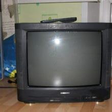 Вывоз и утилизация старого телевизора