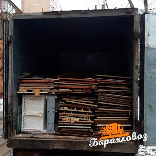 Вывоз старой мебели компактно  г.Москва, Дмитровское шоссе