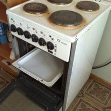 Электрическая плита вывоз и утилизация