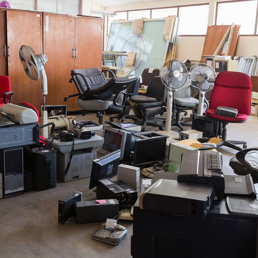Категории вывоза старой мебели