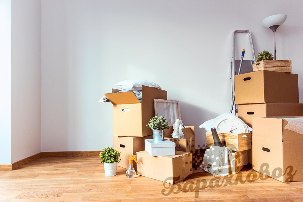 Квартирный переезд с заботой о вещах и комфорте