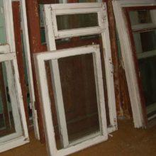 Старые окна одна створка вывоз на утилизацию