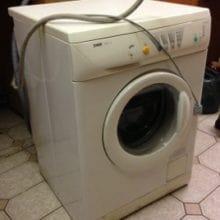 Вывоз и утилизация стиральной машины